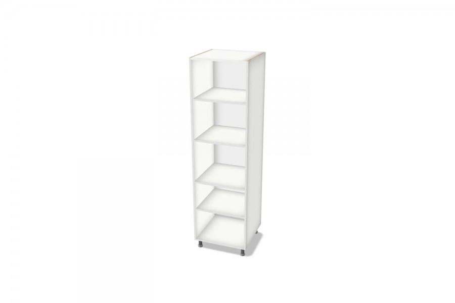 Шкаф 1 дверь+1дверь ШД 1Д+1Д 600-2130-590