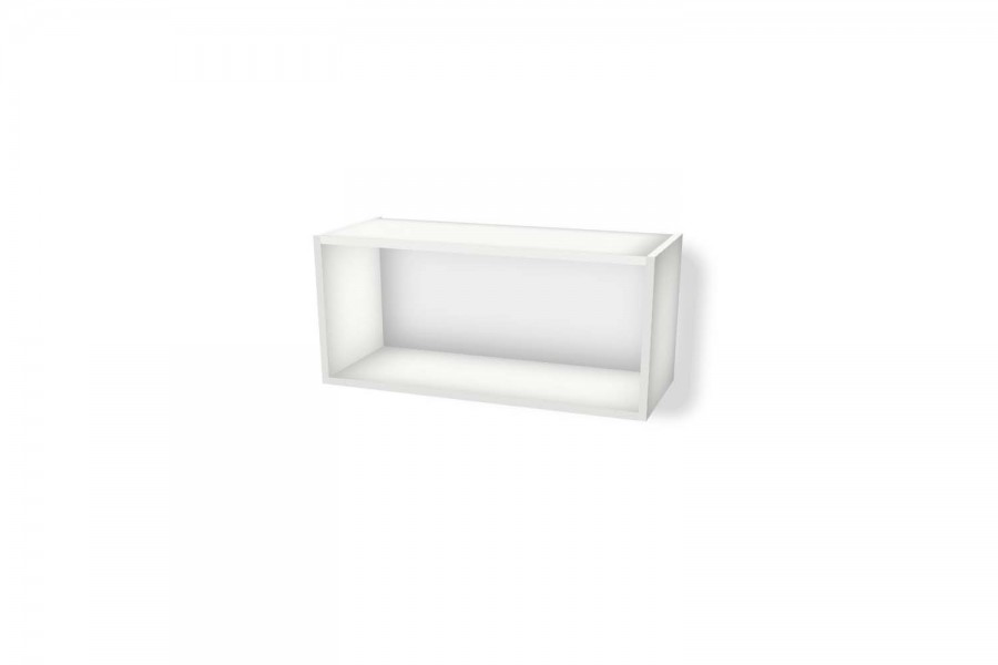 Шкаф верхний с сушкой 1 дверь ШВС 1Д 800-360-320