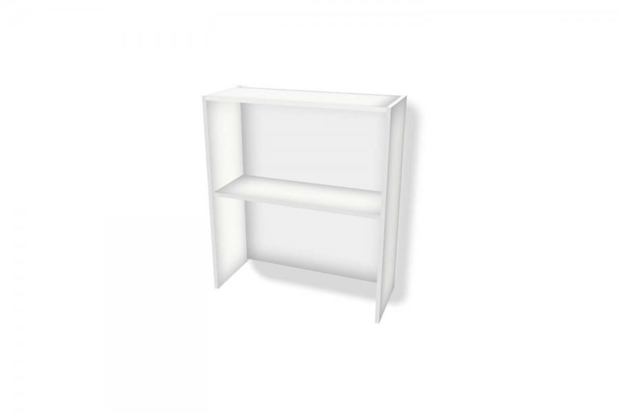 Шкаф верхний с сушкой 2 двери ШВС 2Д 800-920-320