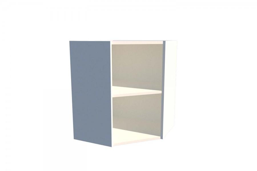 Шкаф верхний угловой 1 дверь ШВУ 1Д 600-720-600