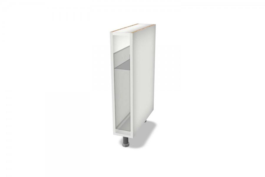 Тумба нижняя карго 1 дверь ТНК 1Д 150-820-490