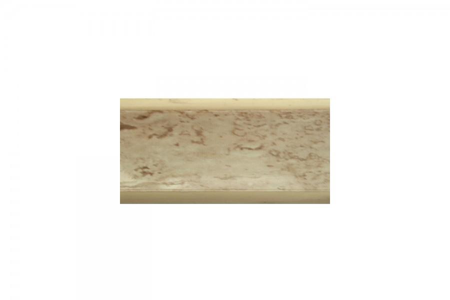 Плинтус кухонный слоновая кость  L-3000