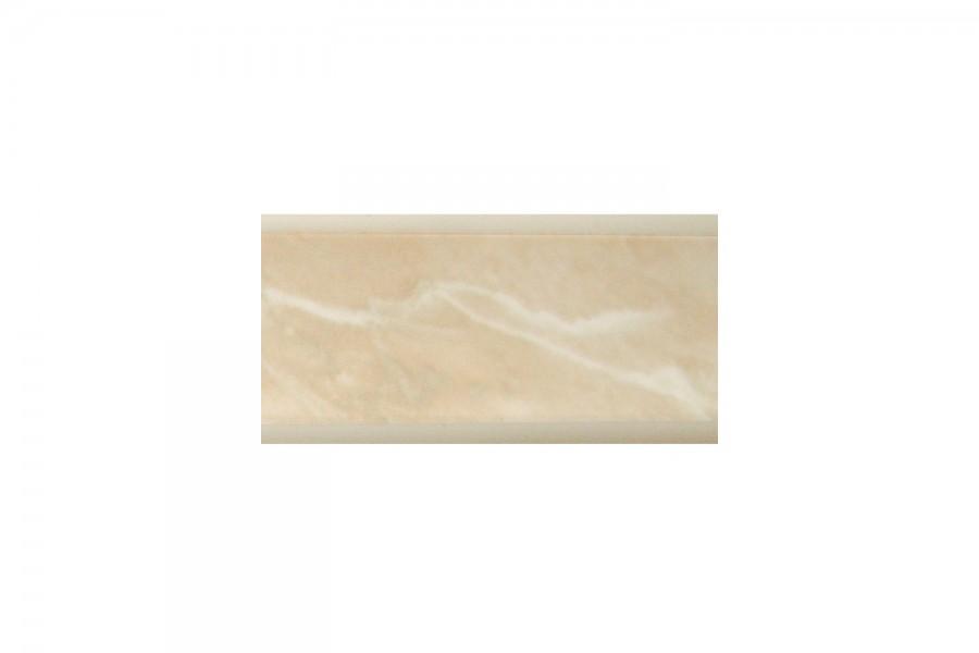 Плинтус кухонный мрамор оникс L-3000
