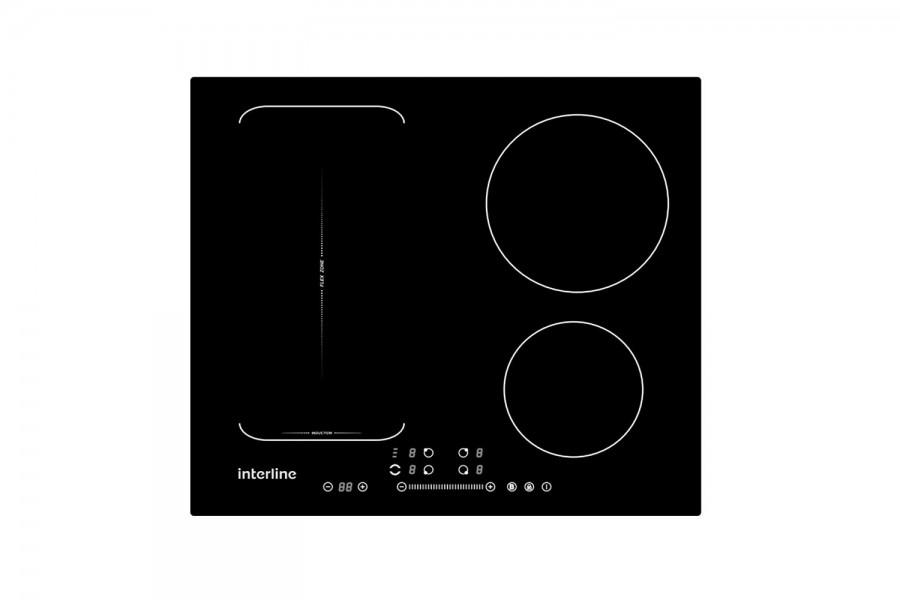 Поверхность индукционная INTERLINE VCE 602 BA/2